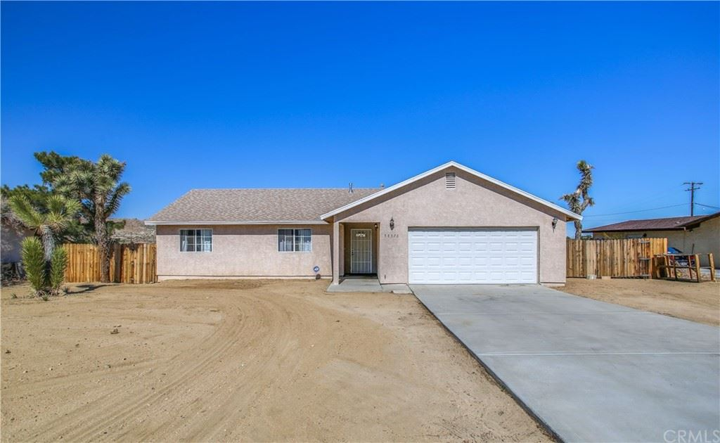 58376 Sunnyslope Drive, Yucca Valley, CA 92284 - MLS#: JT21029769