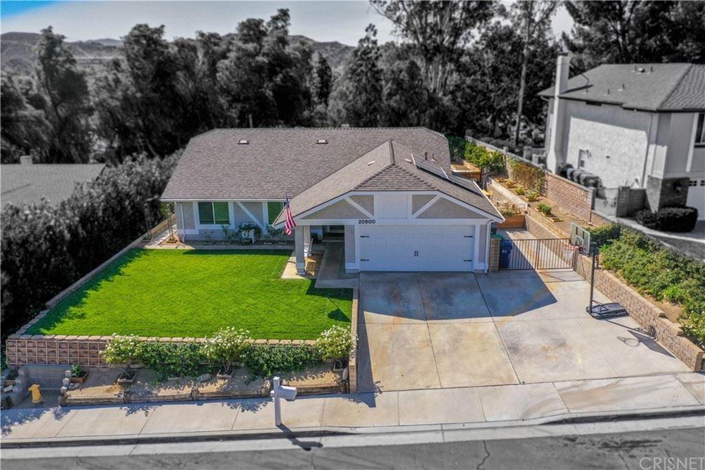 20900 Franwood Drive, Santa Clarita, CA 91350 - MLS#: SR21220769