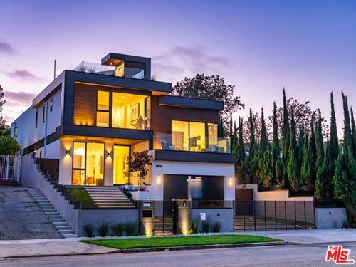 Photo of 3029 CASTLE HEIGHTS Avenue, Los Angeles, CA 90034 (MLS # 21680770)