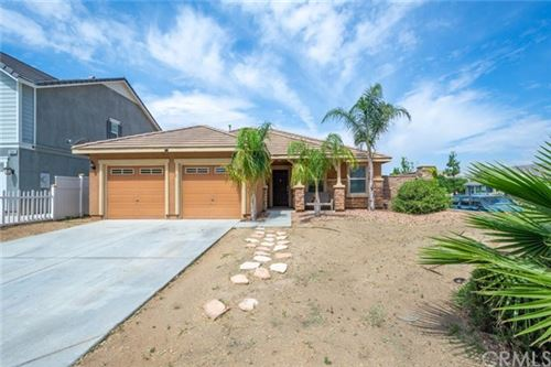 Photo of 3084 Mallow Court, Perris, CA 92571 (MLS # OC20103770)