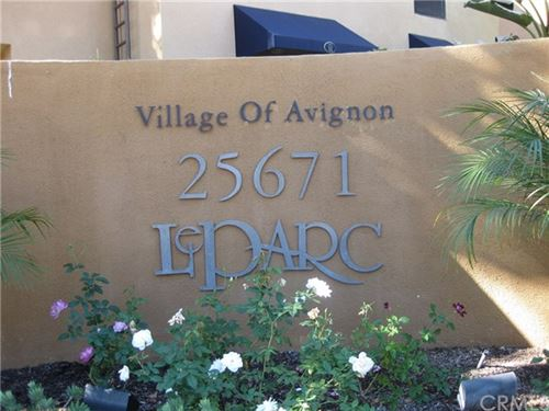 Photo of 25671 Le Parc #80, Lake Forest, CA 92630 (MLS # OC20134770)