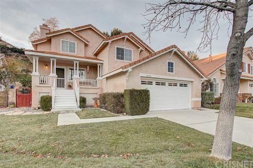 Photo of 22246 Pamplico Drive, Saugus, CA 91350 (MLS # SR20008770)