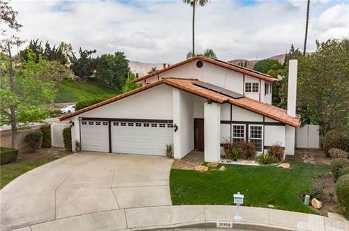 Photo of 30855 Oakrim Drive, Westlake Village, CA 91362 (MLS # SR21079770)