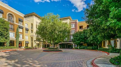 Photo of 24595 Town Center Drive #3303, Valencia, CA 91355 (MLS # SR21195770)