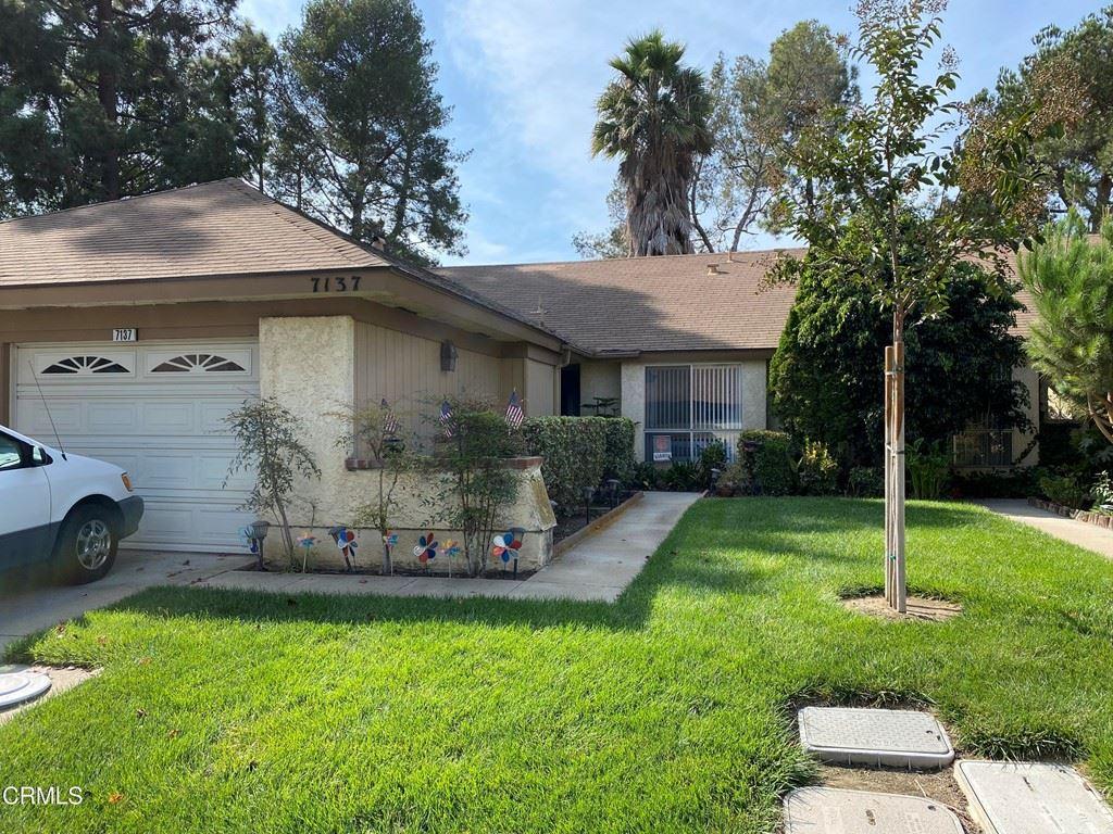 7137 Village 7, Camarillo, CA 93012 - MLS#: V1-8770