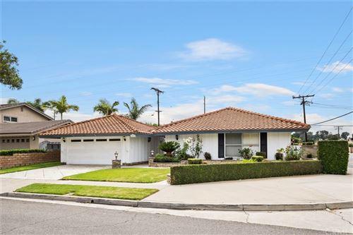 Photo of 18515 Santa Andrea Street, Fountain Valley, CA 92708 (MLS # OC21139771)