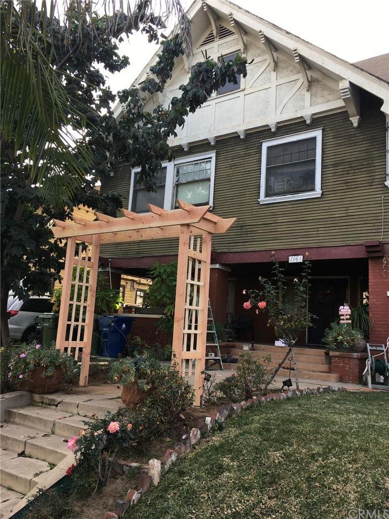 2063 S Oxford Avenue, Los Angeles, CA 90018 - MLS#: IG21190771