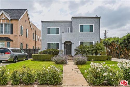 Photo of 1350 S Rimpau Boulevard, Los Angeles, CA 90019 (MLS # 21735772)