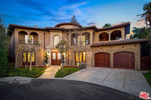 Photo of 12320 21St Helena Drive, Los Angeles, CA 90049 (MLS # 21770772)