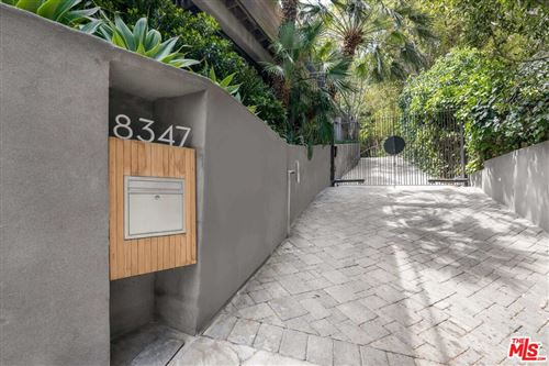 Photo of 8347 Sunset View Drive, Los Angeles, CA 90069 (MLS # 21793772)