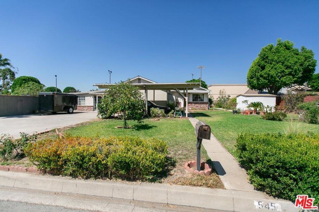 545 Parker Drive, Glendora, CA 91741 - MLS#: 21778772