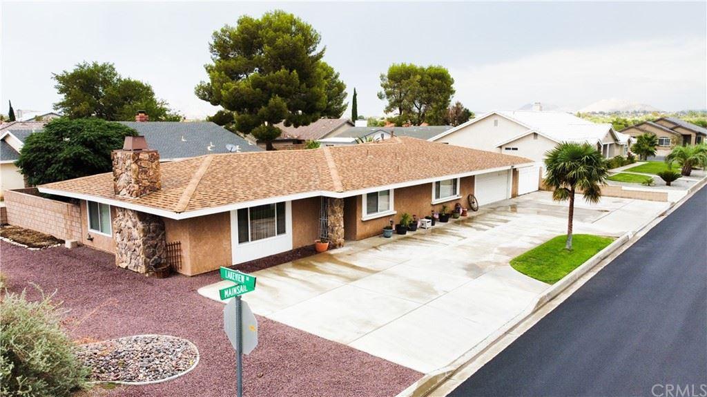 18240 Mainsail Lane, Victorville, CA 92395 - #: EV21200772