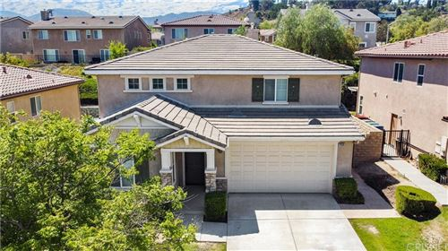 Photo of 19536 Ellis Henry Court, Newhall, CA 91321 (MLS # SR21145773)