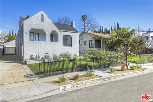 Photo of 726 Milo Terrace, Los Angeles, CA 90042 (MLS # 21705774)