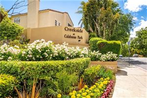 Photo of 4351 Park Arroyo #25, Calabasas, CA 91302 (MLS # SR19149774)