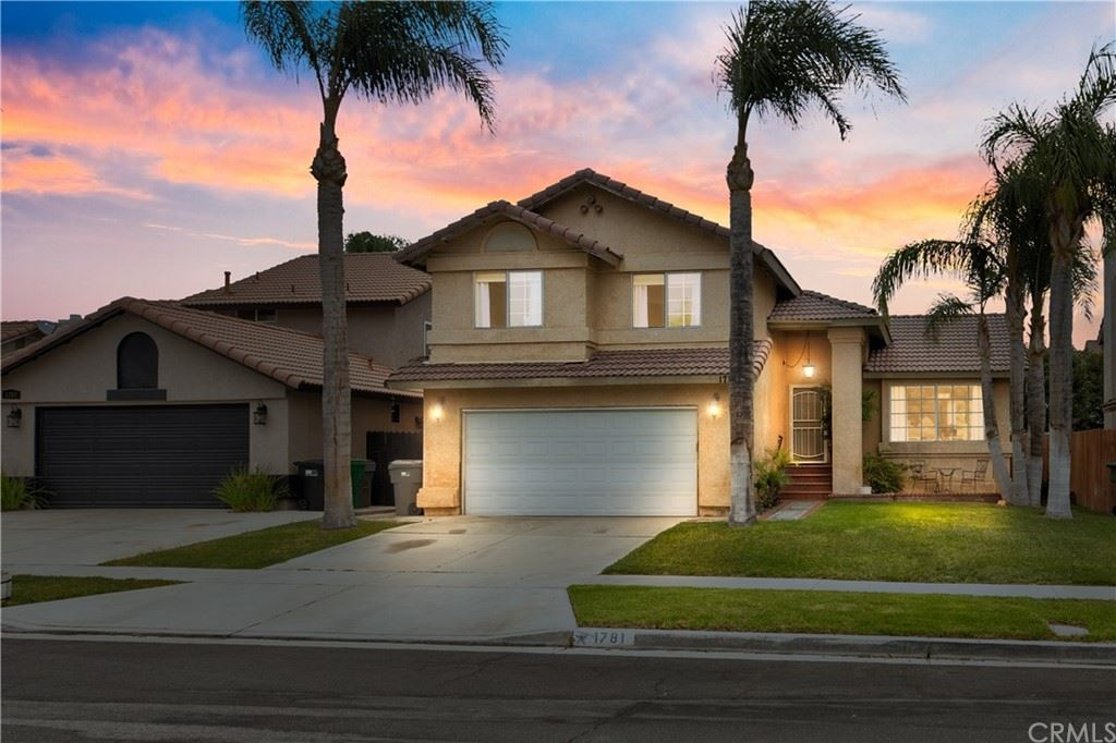 1781 Noah Drive, Corona, CA 92878 - MLS#: CV21185774