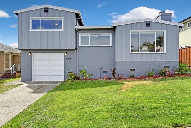 485 Granada Drive, South San Francisco, CA 94080 - #: ML81850774
