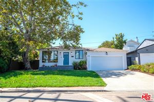 Photo of 3523 MILITARY Avenue, Los Angeles, CA 90034 (MLS # 19505776)