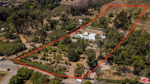 Photo of 5949 BONSALL Drive, Malibu, CA 90265 (MLS # 20620776)