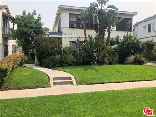 Photo of 536 N Orange Drive, Los Angeles, CA 90036 (MLS # 20632776)