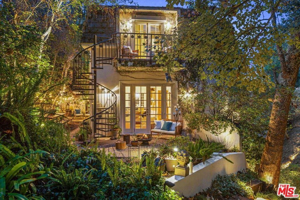 10075 Stowell Lane, Beverly Hills, CA 90210 - MLS#: 21780776