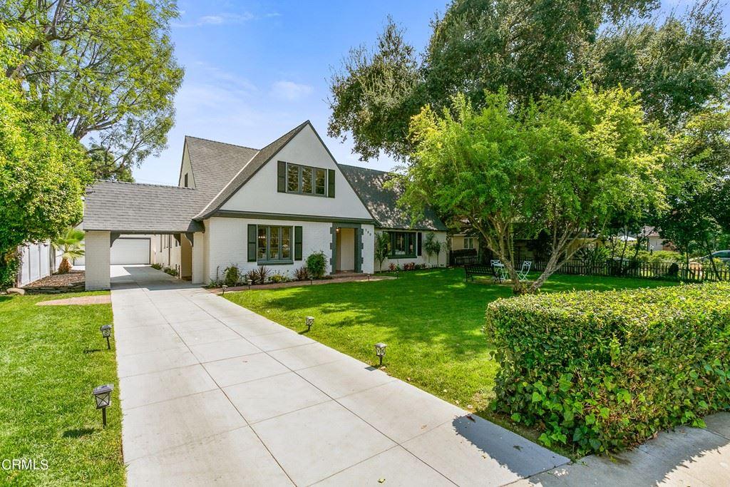 Photo of 380 S Parkwood Avenue, Pasadena, CA 91107 (MLS # P1-6776)
