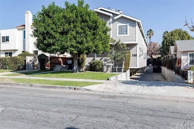 500 N 2nd Street #B, Alhambra, CA 91801 - MLS#: PW20256776