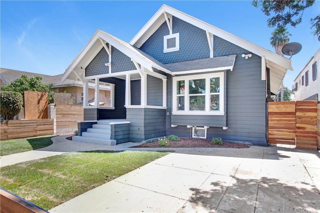 456 W 41st Street, Los Angeles, CA 90037 - MLS#: TR21191776