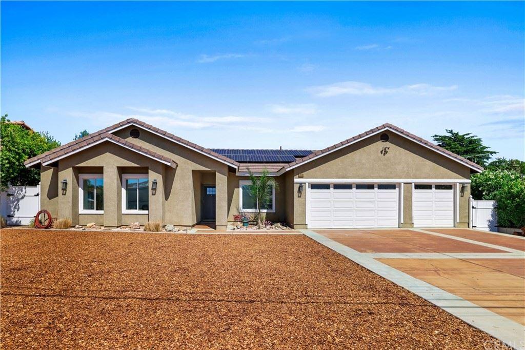 10566 El Monte Drive, Cherry Valley, CA 92223 - MLS#: EV21170777