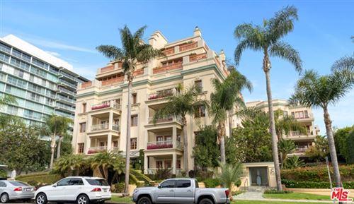 Photo of 603 Ocean Avenue #2C, Santa Monica, CA 90402 (MLS # 21674778)
