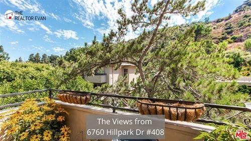 Photo of 6760 Hillpark Drive #408, Los Angeles, CA 90068 (MLS # 21676778)