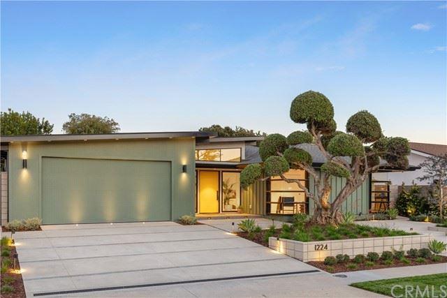 Photo of 1224 Highland Drive, Newport Beach, CA 92660 (MLS # PW21099778)