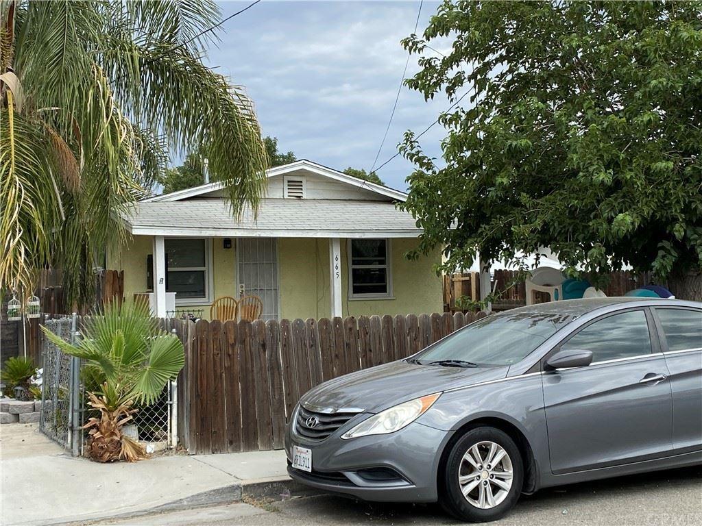 665 S Mistletoe Avenue, Hemet, CA 92583 - MLS#: SW21164778