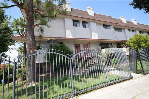 Photo of 18425 Saticoy Street #9, Reseda, CA 91335 (MLS # AR20130779)