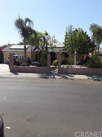 Photo of 8721 Tyrone Avenue, Panorama City, CA 91402 (MLS # SR20204779)