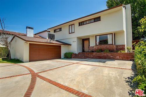 Photo of 2800 Mcconnell Drive, Los Angeles, CA 90064 (MLS # 20612780)