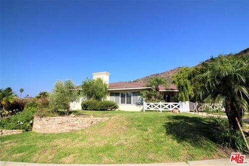 Photo of 20219 Inland Lane, Malibu, CA 90265 (MLS # 20632780)