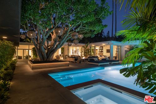 Photo of 1007 Loma Vista Drive, Beverly Hills, CA 90210 (MLS # 21731780)
