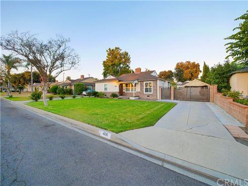 Photo of 406 S Myrtlewood Street, West Covina, CA 91791 (MLS # CV21077780)
