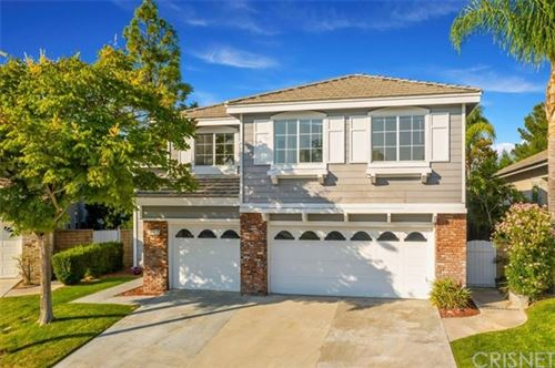 Photo of 27419 Whitefield Place, Valencia, CA 91354 (MLS # SR20206780)