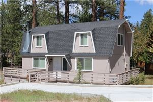 Photo of 168 Teakwood Drive, Big Bear, CA 92315 (MLS # TR19166780)
