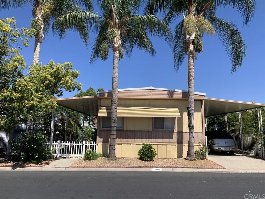 9391 California Avenue #106, Riverside, CA 92503 - MLS#: IV21197780