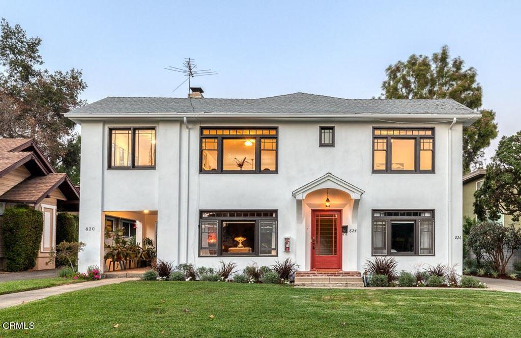 820 Brent Avenue, South Pasadena, CA 91030 - MLS#: P1-5780
