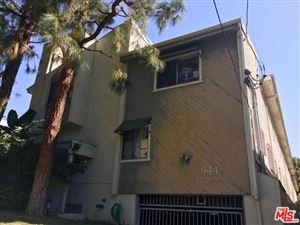 Photo of 944 PALM Avenue #2, West Hollywood, CA 90069 (MLS # 19519782)