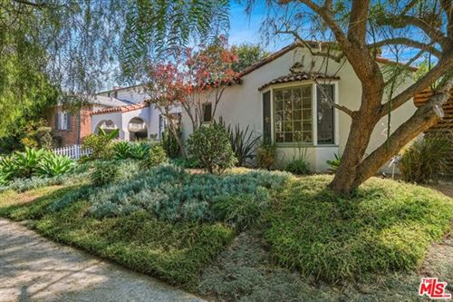 Photo of 850 S Spaulding Avenue, Los Angeles, CA 90036 (MLS # 20643782)