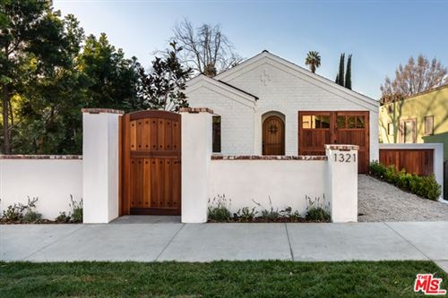 Photo of 1321 N Benton Way, Los Angeles, CA 90026 (MLS # 21701782)
