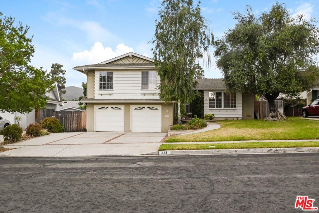 451 Delwood Court, Newbury Park, CA 91320 - MLS#: 21761782