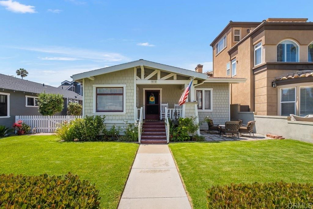 415 6th Street, Huntington Beach, CA 92648 - MLS#: PTP2104782