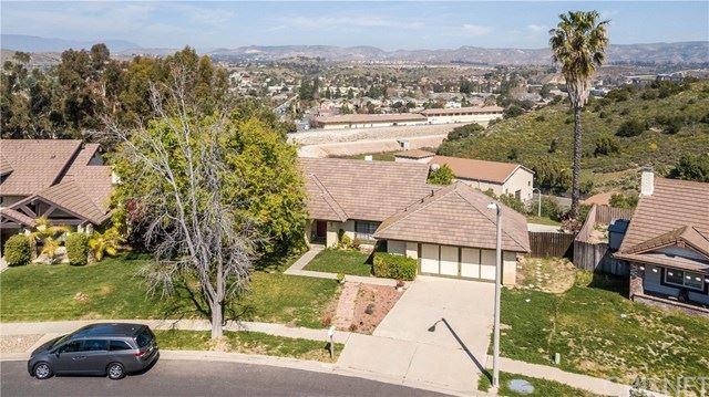 Photo of 4681 Bella Vista Drive, Moorpark, CA 93021 (MLS # SR20024782)