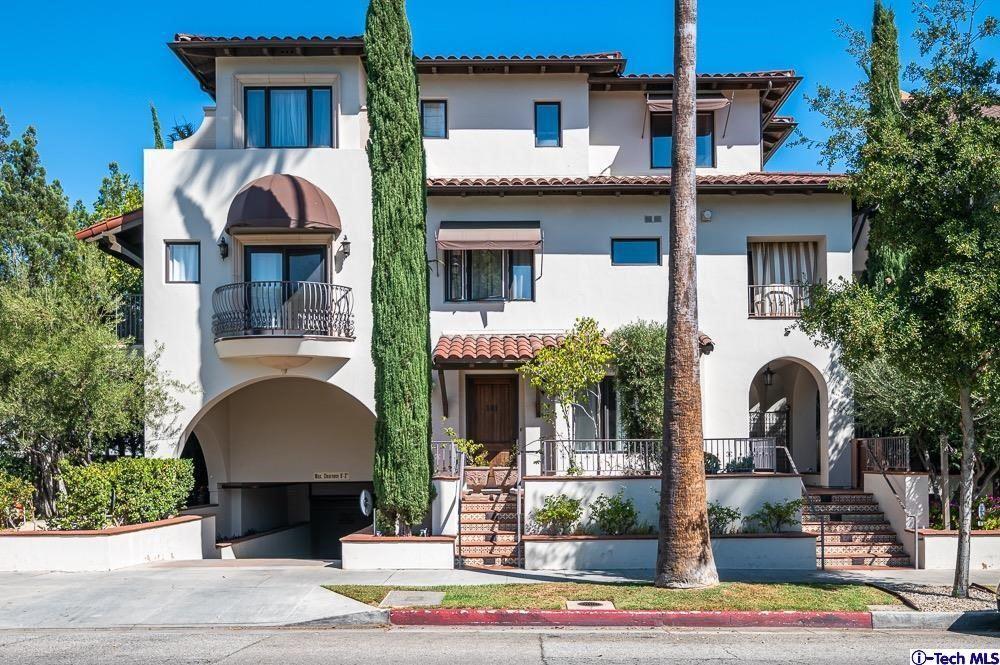 108 S El Molino Avenue #105, Pasadena, CA 91101 - MLS#: 320007783